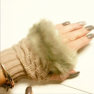 Fingerless Gloves New